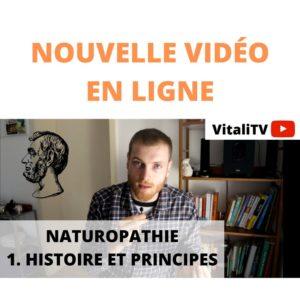 histoire de la naturopathie
