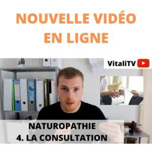 la consultation en naturopathie
