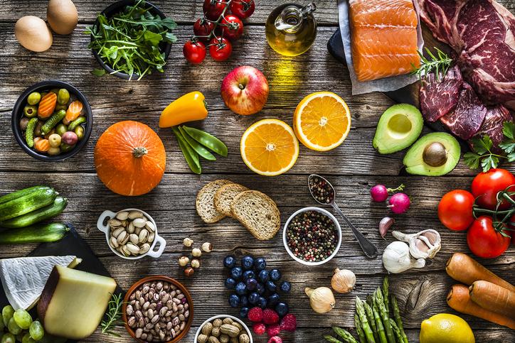 L'alimentation est le premier pilier de la santé