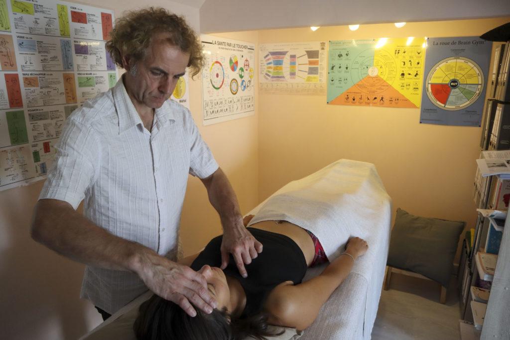 stéphane dalzon kinésiologue santé holistique
